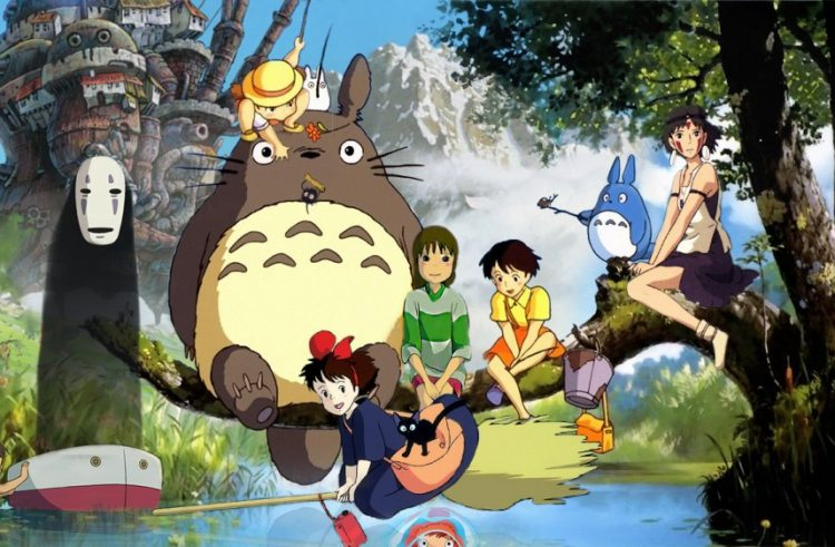 10 of the Greatest Female Studio Ghibli Characters