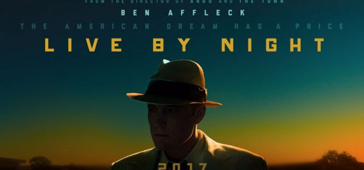 Live By Night Home Entertainment Release Details