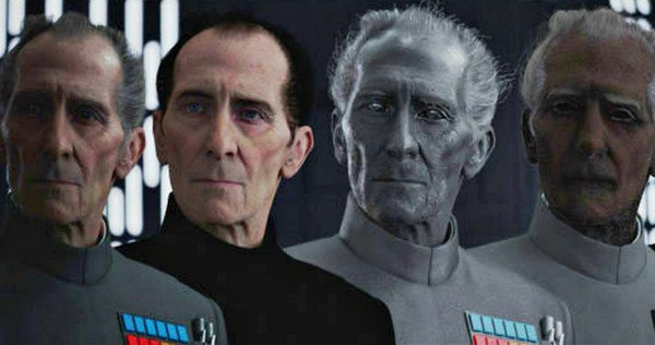 Watch: Fascinating Look At How Rogue One Resurrected Grand Moff Tarkin