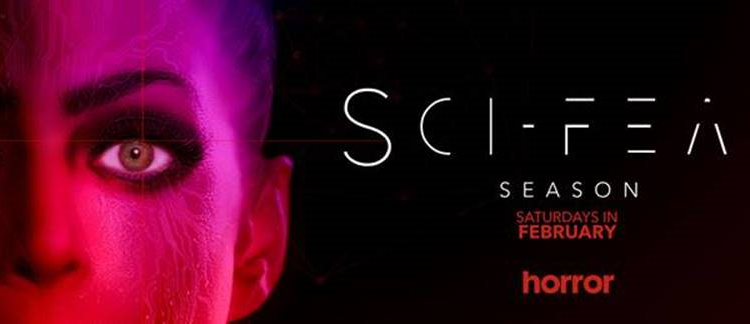 The Horror Channel's Sci-Fear Season Launches This February