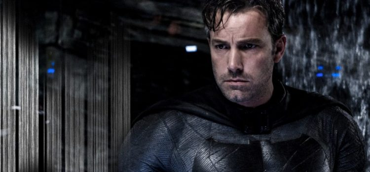 Ben Affleck Will NOT Direct New Batman Movie
