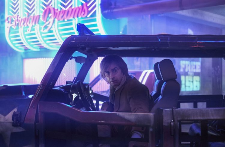 See Paul Rudd And Alexander Skarsgard In First Images For Mute