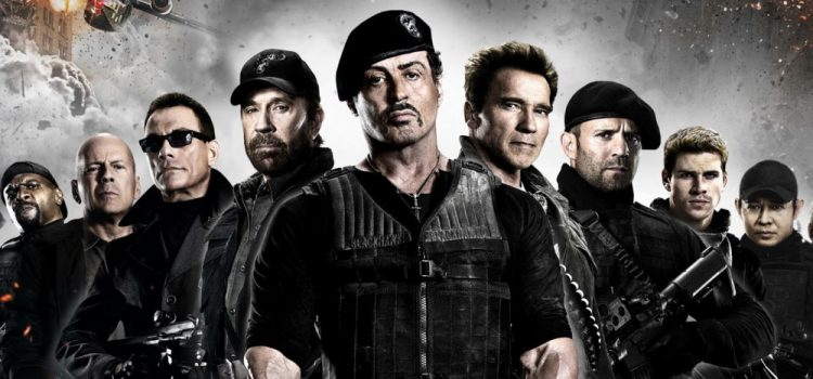 Sylvester Stallone Teases The Expendables 4