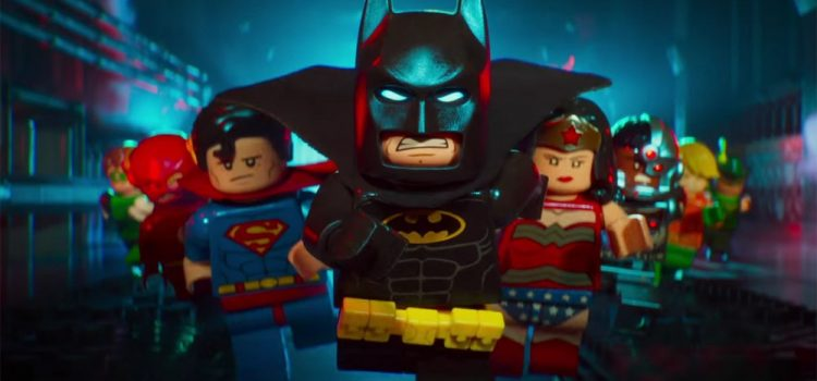 Latest LEGO Batman Movie Featurette Goes 'Behind The Bricks'