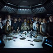 Watch: The Crew Prepare For Their Last Supper In Alien: Covenant Video