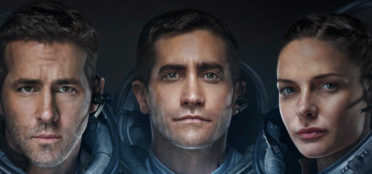 Go Behind-The-Scenes Of Jake Gyllenhaal's Space Thriller Life