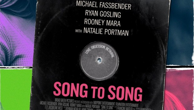 Debut Poster For Terrence Malick's Song To Song