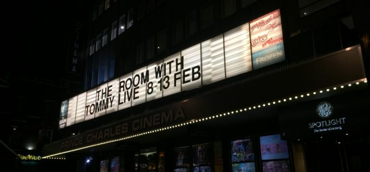 The Room (2003) At The Prince Charles Cinema With Tommy Wiseau