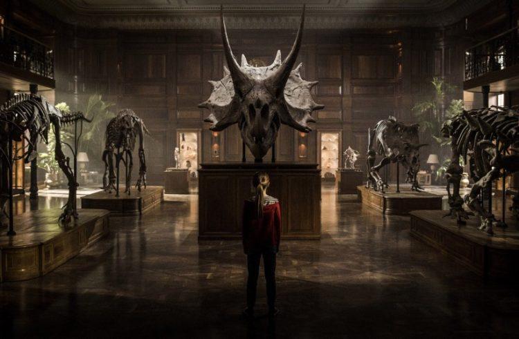 First Jurassic World: Fallen Kingdom Trailer Roars In