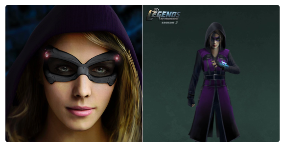 Check Out Felicity Smoak's Awesome Superhero Get-Up
