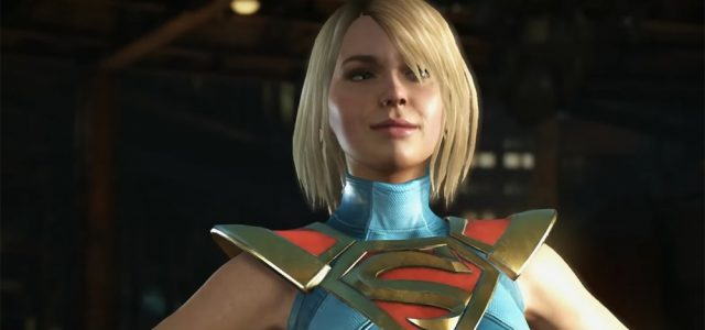 Supergirl Fights For Justice In New Injustice 2 Trailer