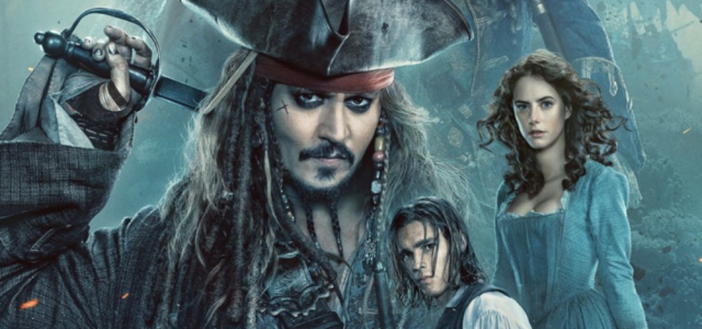 Pirates Of The Caribbean: Dead Men Tell No Tales Trailer Sails In