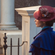 First Look At Emily Blunt In Mary Poppins Returns!