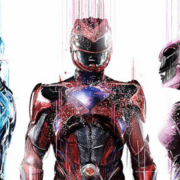 First Power Rangers Clip & New Artwork Arrives