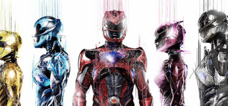 First Power Rangers Clip & New Artwork Arrives