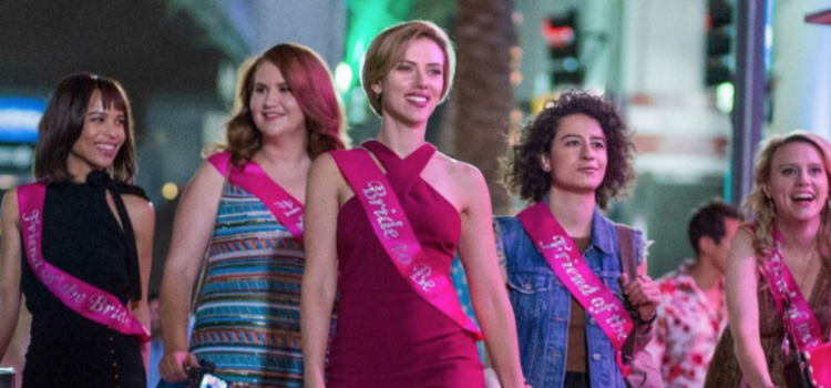 Meet The Bachelorettes In First Posters For Rough Night