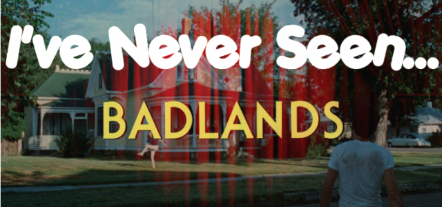 I've Never Seen…Badlands