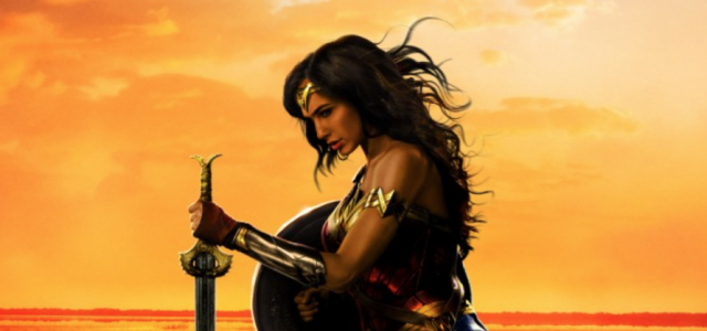 Feast Your Eyes On This Stunning Wonder Woman Poster
