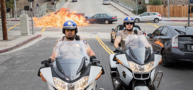 Check Out A New Clip From Chips: Law And Disorder