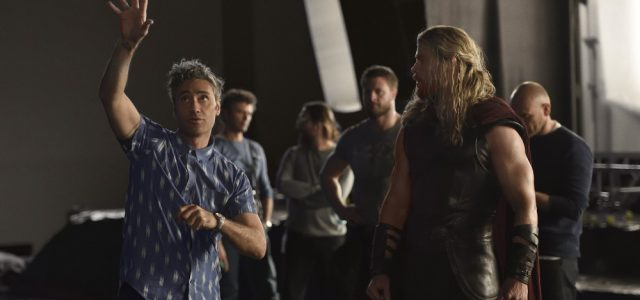 The First Thor: Ragnarok Images Are Here!