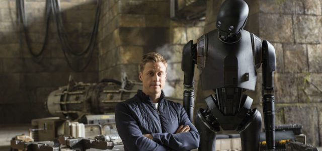 First Version Of Rogue One Gave K-2SO A Different Ending
