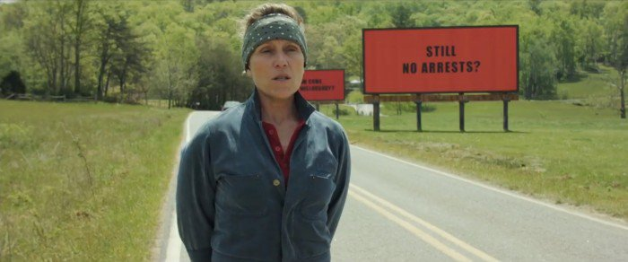 Three Billboards Outside Ebbing Missouri Release Details