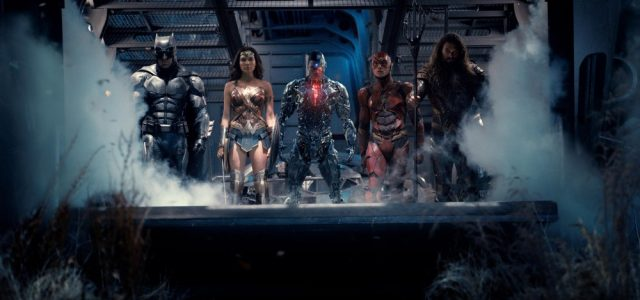 Justice League Home Entertainment Release Details