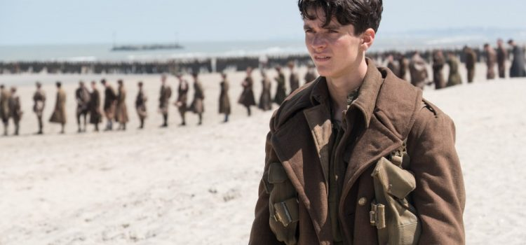 Warner Bros. Unleash Official Dunkirk Poster