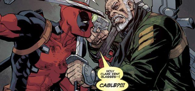 Josh Brolin Cast As Cable in Deadpool 2