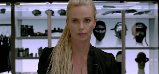 Featurette: Charlize Theron Introduces Cipher To Fast And Furious 8