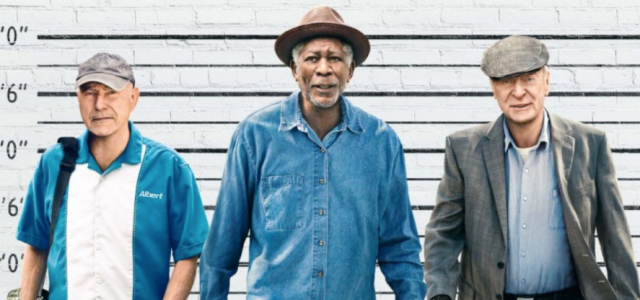 Watch: New Going In Style Clips & Featurette