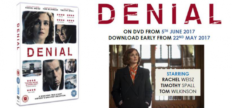 Denial Home Entertainment Release Details