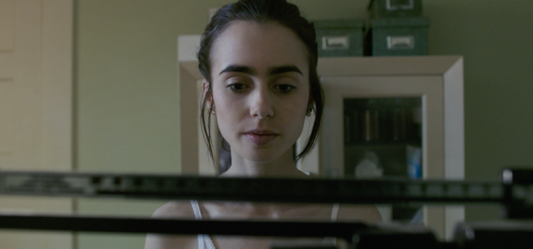 First Look: Netflix's To The Bone Starring Lily Collins