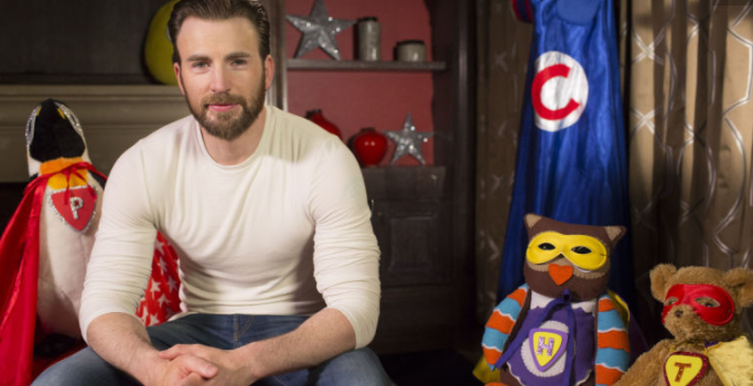 Chris Evans To Appear On CBeebies' Bedtime Stories