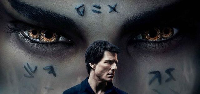 New Poster For Tom Cruise's The Mummy Arrives