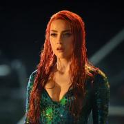 Amber Heard Sends Waves Crashing In First Look At Mera In Aquaman