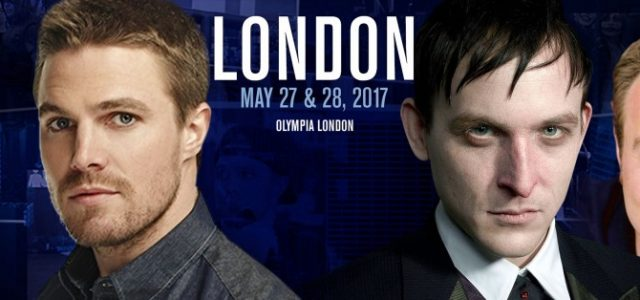 Heroes & Villains Fan Fest London Visit – Arrow, Captain America & More