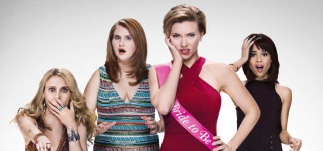 Scarlett Johansson's Rough Night Lands New Trailer & Poster