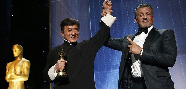 Stallone And Chan Join Forces For China-Produced  Action Movie