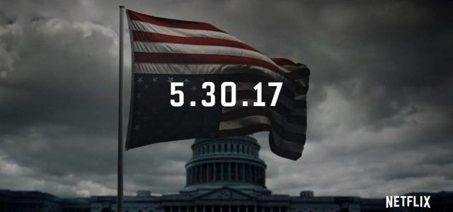 The Official Trailer For House Of Cards Season 5 Is Here!