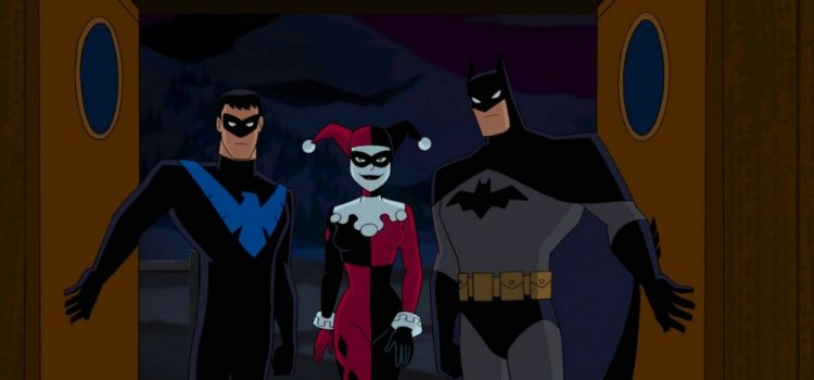 Batman And Harley Quinn Home Entertainment Release Details