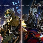 Worlds Collide In New Transformers: The Last Knight Poster