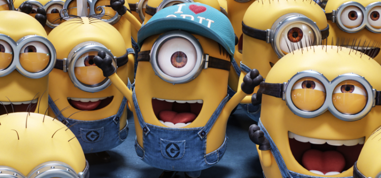 Steve Carell Stars In Latest Despicable Me 3 Featurette