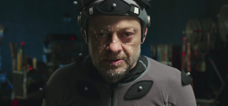 Watch: Andy Serkis Morphs Into Caesar For New War For The Planet Of The Apes Video