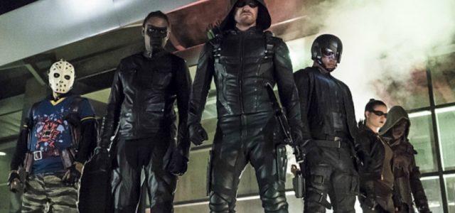 Arrow Season 5 Home Entertainment Release Details
