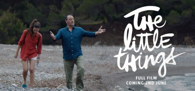 Jean Reno And Laia Costa Enjoy The Little Things