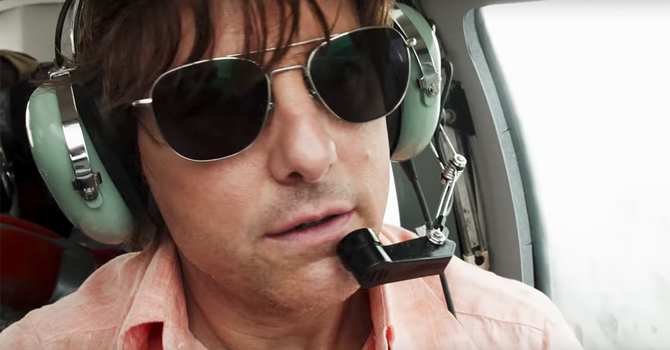 Watch: Exhilarating First Trailer For Tom Cruise's American Made
