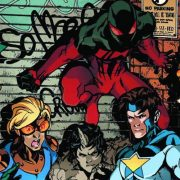 Marvel's New Warriors TV Show Cast Announced