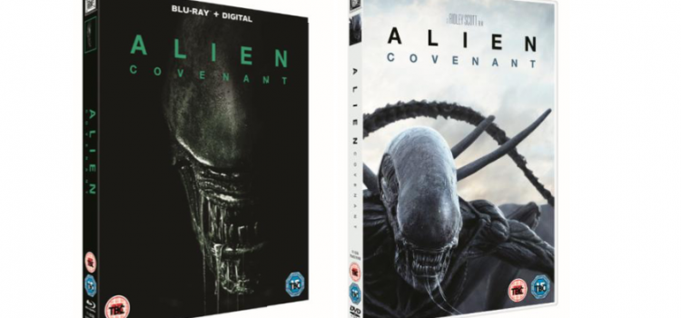 Alien: Covenant Home Entertainment Release Details