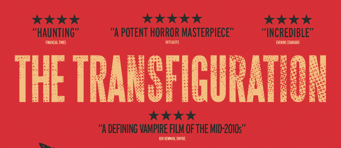 The Transfiguration Home Entertainment Release Details